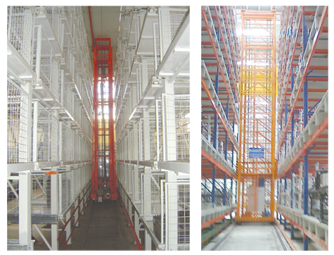Automated storage and retrieval system video